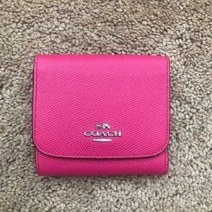 NWOT Coach Small Wallet